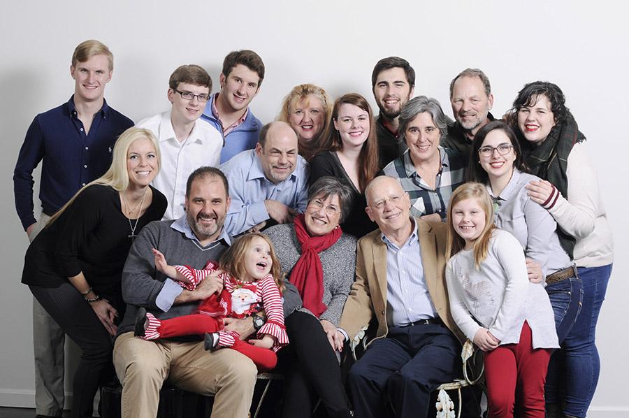 Extended Family Session: Brass Family