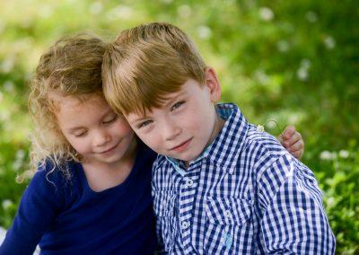 Family Photo Siblings
